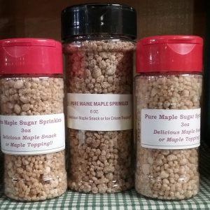 Maple Sugars & Seasonings